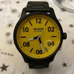 Patrol Nixon Watch